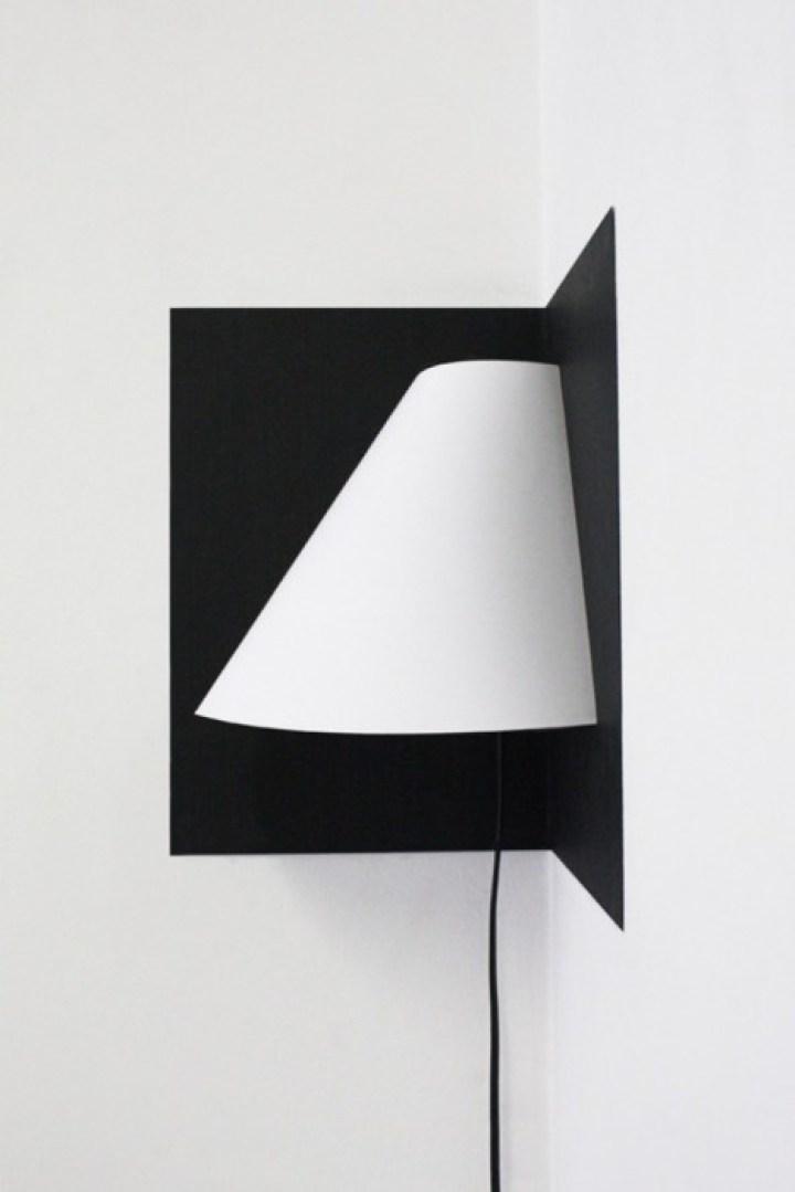 Pop up lamp hypenotice9 โคมไฟ จากกระดาษแผ่นเดียว..เท่มาก...