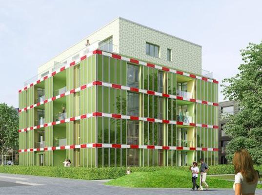 algae building อาคารใช้พลังงานจากสาหร่ายผลิตไฟฟ้า แห่งแรกของโลก พร้อมเปิดใช้งานเดือนนี้ที่ประเทศเยอรมัน