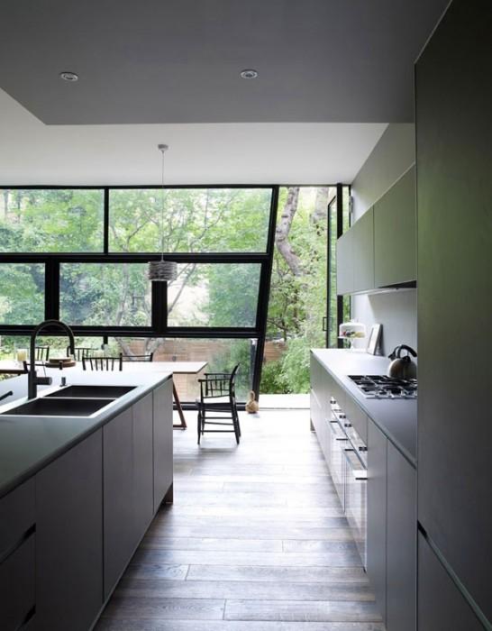 25560408 211816 บ้านTownhouse ของแฟชั่นดีไซเนอร์ในย่าน Chelsea, New York จะ creative ขนาดไหน