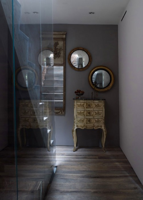 25560408 211937 บ้านTownhouse ของแฟชั่นดีไซเนอร์ในย่าน Chelsea, New York จะ creative ขนาดไหน