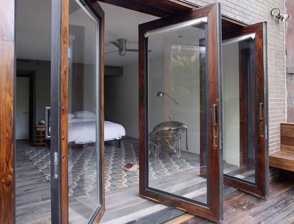 25560408 212057 บ้านTownhouse ของแฟชั่นดีไซเนอร์ในย่าน Chelsea, New York จะ creative ขนาดไหน