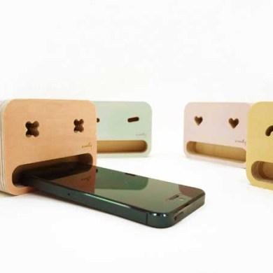 smartphone stands...หม่ำ..หม่ำ..มือถืออร่อย 21 - eco-design
