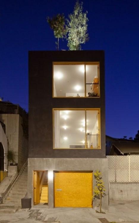 25560419 172120 Eel's Nest บ้านแคบๆ ใน LA ที่ได้แรงบันดาลใจจากบ้านแคบๆในญี่ปุ่น