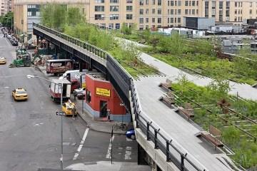 The High Line..สวนสาธารณะยกระดับ จากทางรถไฟเก่าในนิวยอร์ค 2 - high line