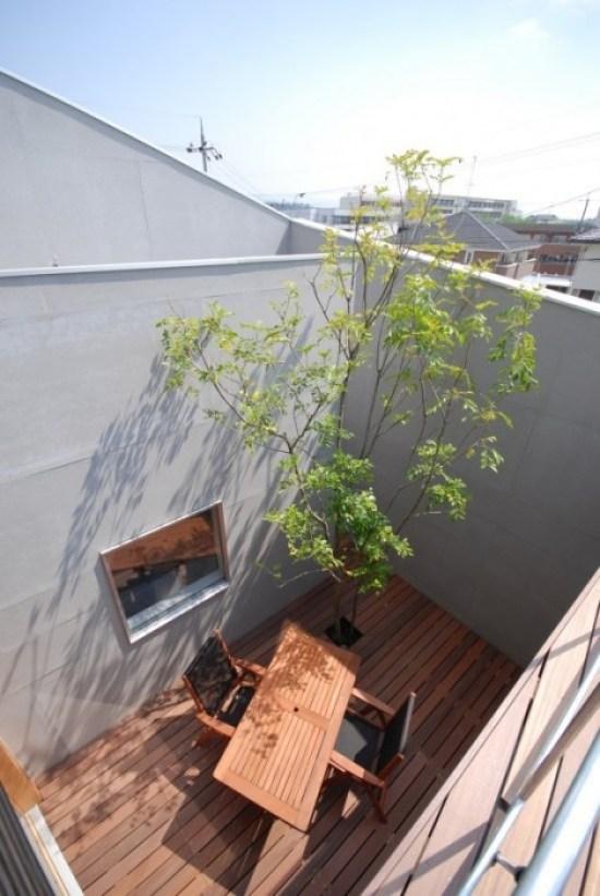 25560430 161050 ทาวน์เฮาส์ 107 ตรม...ที่นี่..อยู่ร่วมกับต้นไม้และสวน แบบไม่มีผนังกั้น