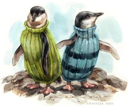 6a0120a63266f6970b0154364f165d970c 800wi 450x372 Knit for penguins โครงการช่วยเหลือถักโครเชต์ มอบอุ่นให้เพนกวิน