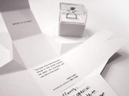image10 450x335 ขอแต่งงานด้วย Invisible love ring