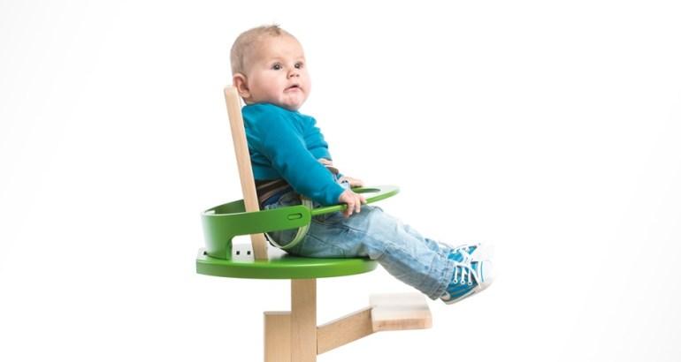 Froc modern high chair เก้าอี้ตัวเดียวใช้ได้ตั้งแต่เด็กยันโต 13 - chair