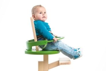 Froc modern high chair เก้าอี้ตัวเดียวใช้ได้ตั้งแต่เด็กยันโต 17 - children