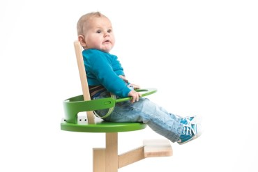 Froc modern high chair เก้าอี้ตัวเดียวใช้ได้ตั้งแต่เด็กยันโต 13 - Woodw