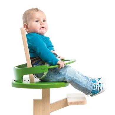 Froc modern high chair เก้าอี้ตัวเดียวใช้ได้ตั้งแต่เด็กยันโต 28 - chair