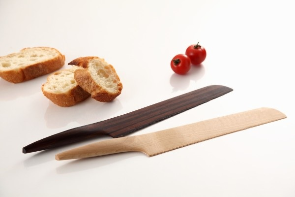 WOODEN KNIVES มีดไม้ดีไซน์ล้ำ ที่ใครๆ ก็ถามว่า ใช้ได้จริงเหรอออ? 13 - ebony