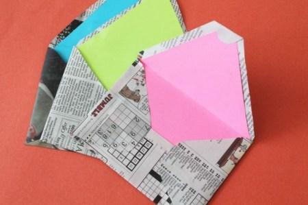 image83 450x299 8 creative ways repurpose newspaper