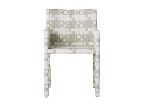 ludovica roberto palomba for driade cape west easy chair designgush i เก้าอี้สานแนวโมเดิร์น..ดูเหมือนตะกร้าสานของบ้านเรา