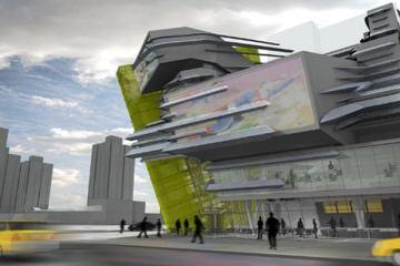 """Museum of Comic & Cartoon Art สถานที่ที่เป็นการพบกันของ""""นักการ์ตูน""""กับ""""สถาปัตยกรรม"""" 2 - Museum of Comic & Cartoon Art"""