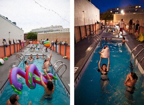 Swimming Pool Container ดับร้อน ด้วยสระว่ายน้ำคอนเทนเนอร์ 13 - pool