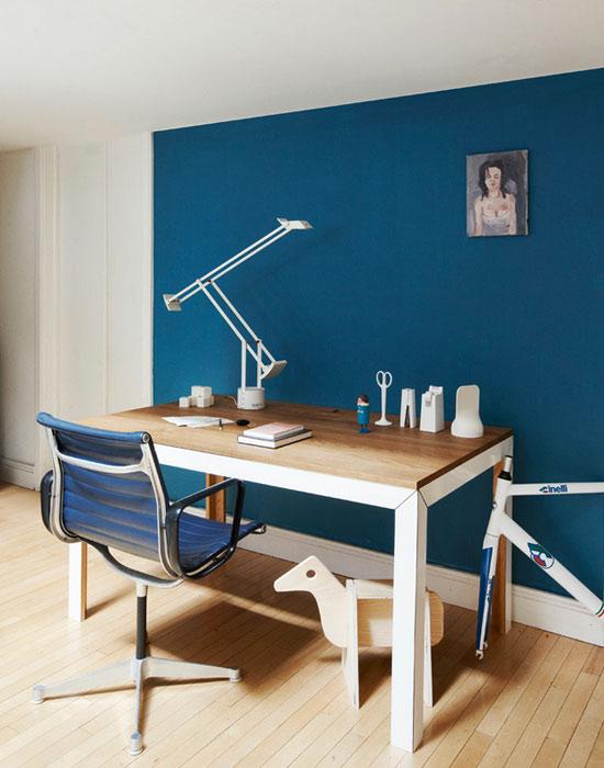 tribeca desk บ้านหลังนี้..การออกแบบเป็นเรื่องของรายละเอียดและคุณภาพ..