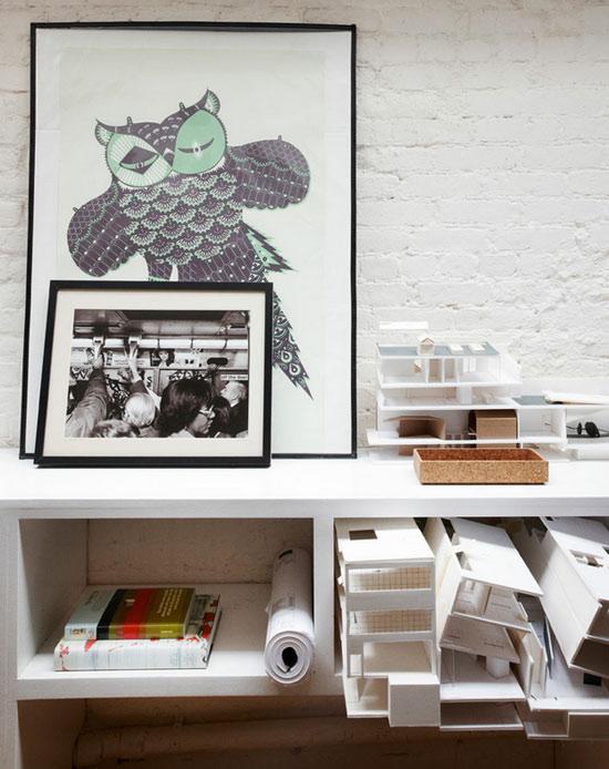 tribeca shelves บ้านหลังนี้..การออกแบบเป็นเรื่องของรายละเอียดและคุณภาพ..
