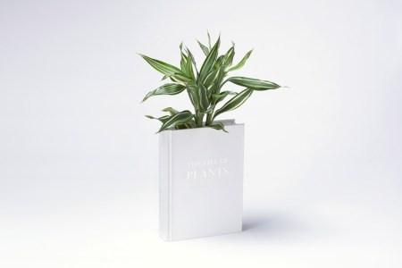 yoybook03 450x300 Book planter