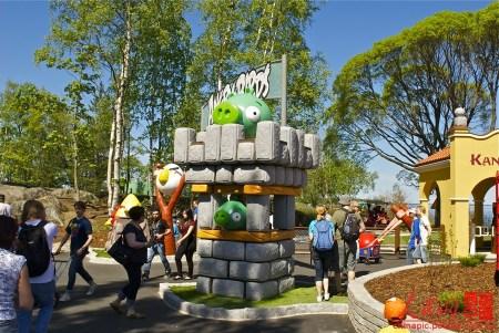 001422373e191131271e28 450x301 และโลกของ Angry Birds Land ก็เกิดขึ้นจริงในโลกมนุษย์