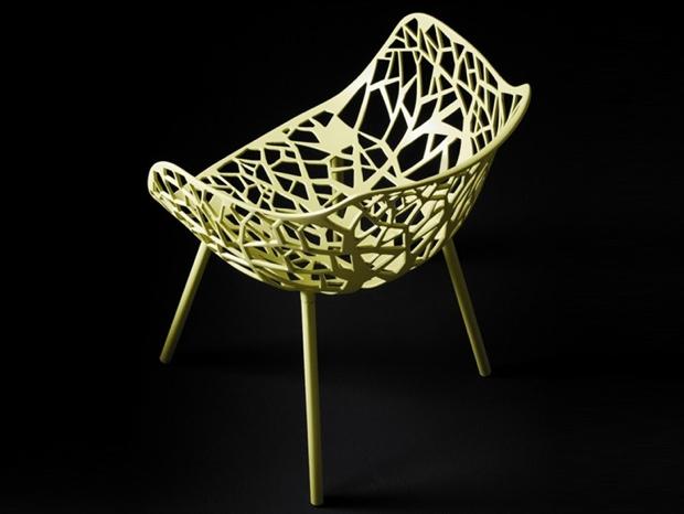 25560503 161129 FOREST..เก้าอี้ที่ได้แรงบันดาลใจจากรูปฟอร์มในธรรมชาติ