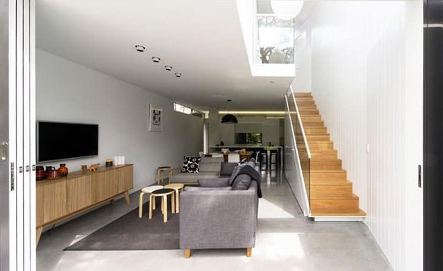 25560518 180232 บ้านที่ต่อเติมโดยเพิ่มพื้นที่ 20 ตร.ม.แต่ได้พื้นที่ใช้สอยทั้งห้องน้ำ ห้องนอน ห้องทำงาน ห้องครัว