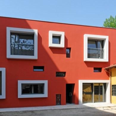 ADR18 Housing..โปรเจ็คเปลี่ยนอาคารคลังสินค้าเก่าเป็นอพาร์ตเม้นต์สุดโมเดิร์น 14 -