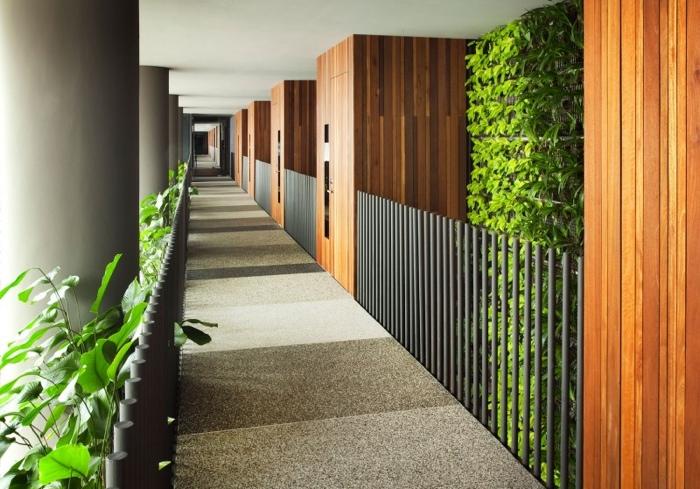 25560523 182552 สวนลอยฟ้า และรูปฟอร์มสวยงาม ที่ PARKROYAL Hotel สิงคโปร์