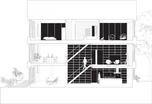 25560526 193923 Vertical Loft บ้านเก่าอายุร้อยปี ปรับปรุงใหม่..ผสานสิ่งเก่าๆเข้ากับสไตล์ร่วมสมัย..