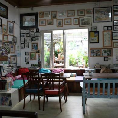 ร้าน Sketch Book Art Cafe @ Pattaya พัทยา จ.ชลบุรี 31 - Pattaya