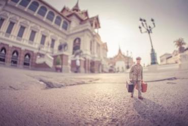 """Big Bangkok """"กรุงเทพเมืองใหญ่ ผ่านมุมมองเล็กๆ"""" 25 - photography"""