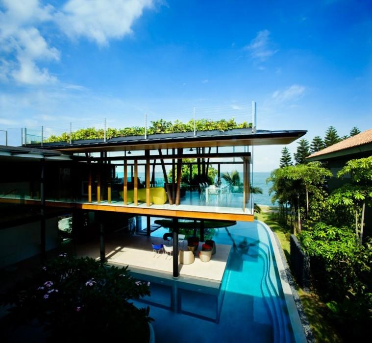 "Fish House ""บ้านปลา"" สไตล์โมเดิร์นทรอปิคอล 13 - Architecture"