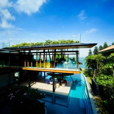 "Fish House ""บ้านปลา"" สไตล์โมเดิร์นทรอปิคอล 14 - Architecture"