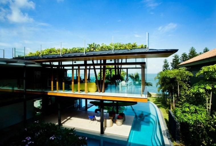 "Fish House ""บ้านปลา"" สไตล์โมเดิร์นทรอปิคอล 24 - Architecture"