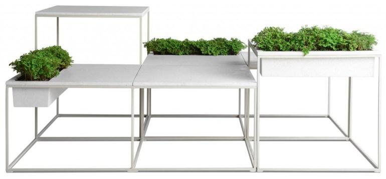 Kaja by Kenneth Cobonpue โต๊ะสำหรับสร้างพื้นที่สีเขียว 17 - Green Area