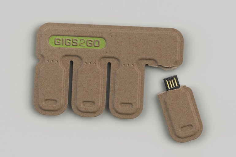 GIGS.2.GO ..memory stick หักแล้วแจกกันไปเลย 24 - Gift
