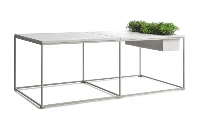 Kaja by Kenneth Cobonpue โต๊ะสำหรับสร้างพื้นที่สีเขียว 16 - Green Area