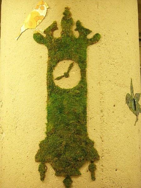 image16 Moss graffiti ศิลปะตกแต่งกำแพงแบบใกล้ชิดธรรมชาติ