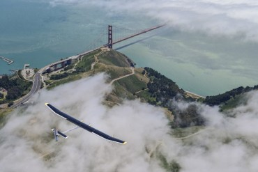 Solar powered aircraft across the USA 17 - Solar cell