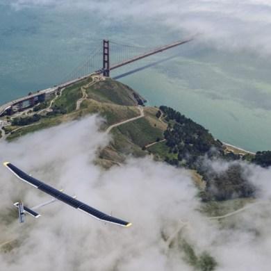 Solar powered aircraft across the USA 16 - Power