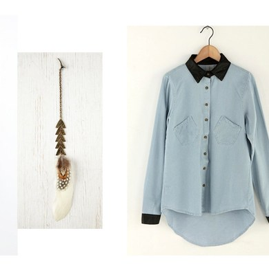 DIY: Set Outfit ให้เพื่อนๆในออฟฟิศได้ยลโฉมไม่ซ้ำแบบ 14 - DIY