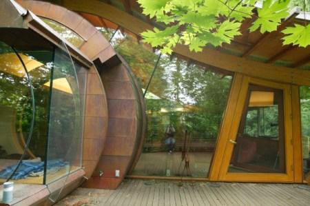 wilkinson residence 2 450x299 The Wilkinson Residence บ้านดนตรีที่พริ้วไหว และความรื่นรมย์จากธรรมชาติ