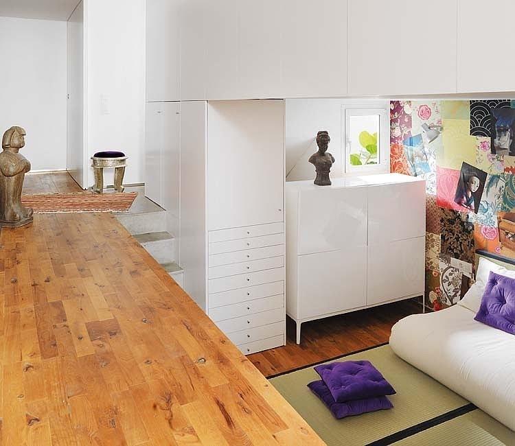 007 barcelona loft vuong interior design Barcelona Loft by Vuong Interior Design..เมื่อบ้านสว่างก็ดูดีไปหมด..