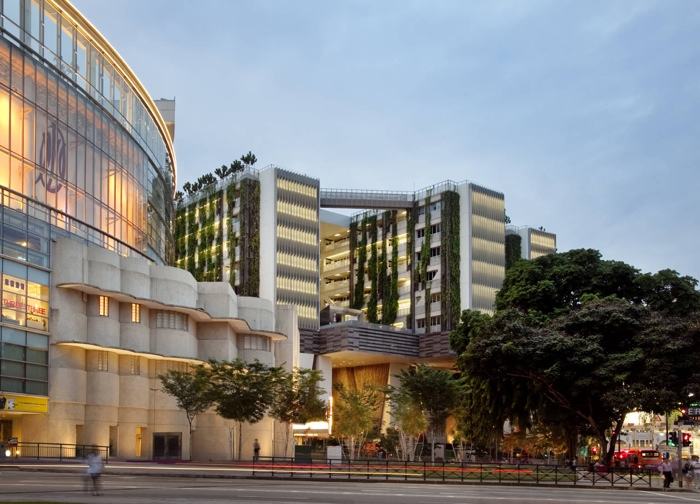25560602 090025 School of the Arts ในประเทศสิงคโปร์ เมื่อศิลปะรับใช้ชุมชน และชุมชนสร้างศิลปะ