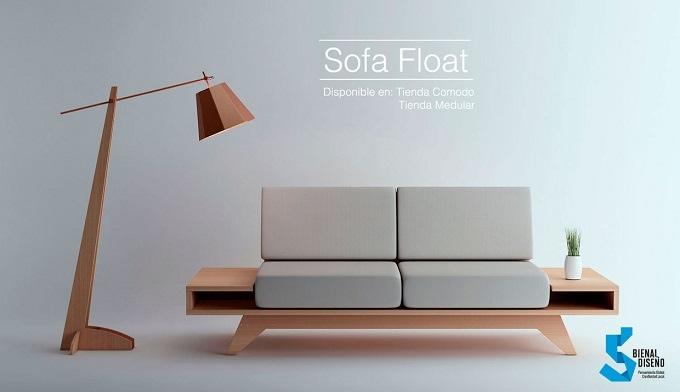 25560602 163455 Modern Sofa ..เหมาะกับบ้านสมัยใหม๋ โต๊ะข้างช่วยเพิ่มพื้นที่กลายเป็นที่นอน
