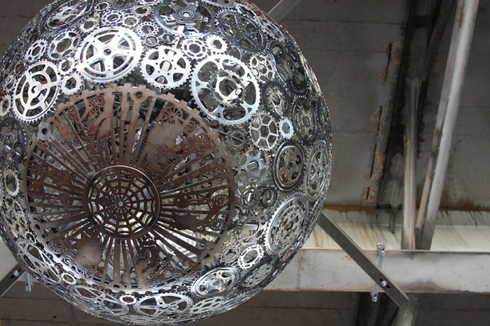 25560602 170516 Chandeliers Made Out of Recycled Bike Parts
