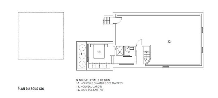 25560610 105017 ต่อเติมบ้านเก่าแบบทาวน์เฮาส์..ให้มีพื้นที่รับประทานอาหาร เป็นศูนย์กลางของบ้าน