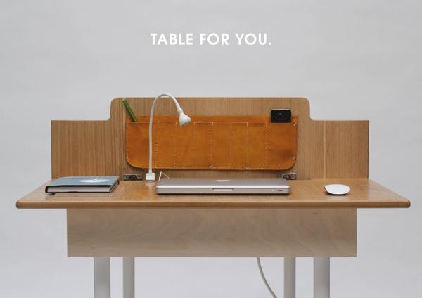 25560610 204945 Table for Two or Six..ไอเดียเฟอร์นิเจอร์แปลงร่างที่เหมาะกับบ้านยุคนี้