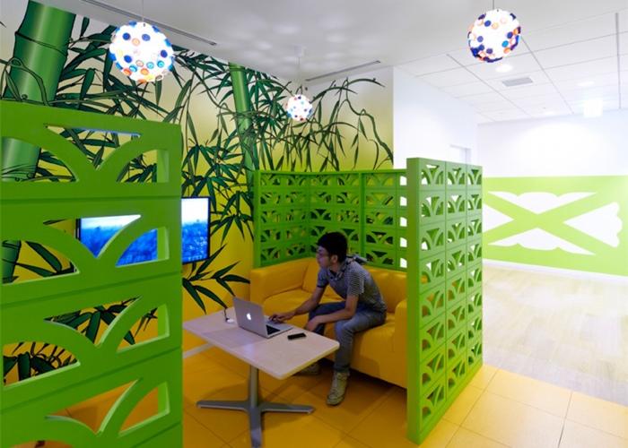 25560613 165456 สำนักงานGoogleในญี่ปุ่น..สะท้อนวิถีชีวิตเดิมๆของท้องถิ่น โดย Klein Dytham Architecture