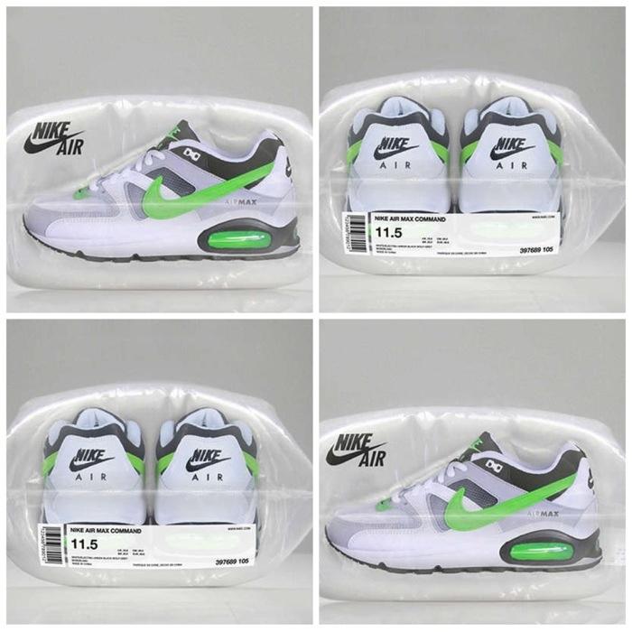 25560620 170044 กล่องรองเท้าแนวใหม่...Nike Air Max ในพลาสติกใสบรรจุอากาศ..สมชื่อ AIR